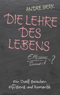Cover Die Lehre des Lebens