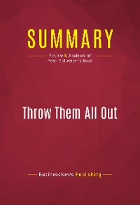 Cover Summary: Throw Them All Out