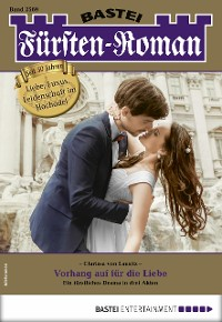 Cover Fürsten-Roman 2569 - Adelsroman