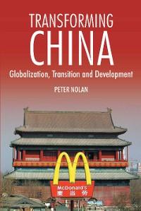 Cover Transforming China