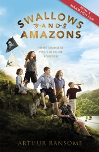 Cover Swallows And Amazons