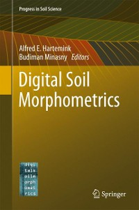 Cover Digital Soil Morphometrics