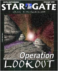 Cover STAR GATE 039: Operation LOOKOUT