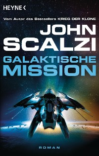 Cover Galaktische Mission