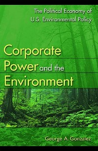 Cover Corporate Power and the Environment