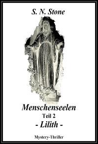 Cover Menschenseelen Teil 2 - Lilith -