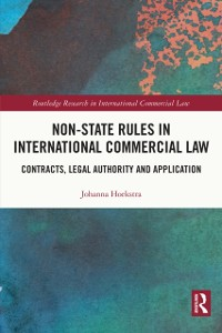 Cover Non-State Rules in International Commercial Law