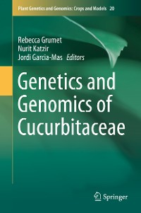Cover Genetics and Genomics of Cucurbitaceae