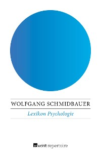 Cover Lexikon Psychologie