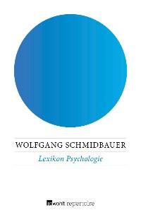 Cover Lexikon Psychologie