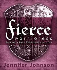 Cover Fierce Warrioress