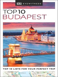 Cover DK Eyewitness Top 10 Budapest