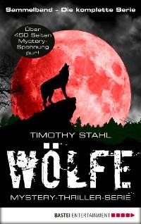 Cover Wölfe - Mystery-Thriller-Serie Sammelband