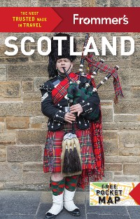 Cover Frommer's Scotland