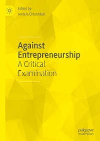 Cover Against Entrepreneurship