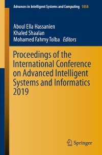 Cover Proceedings of the International Conference on Advanced Intelligent Systems and Informatics 2019