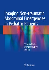 Cover Imaging Non-traumatic Abdominal Emergencies in Pediatric Patients