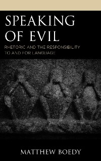 Cover Speaking of Evil