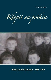 Cover Klopit on poikia