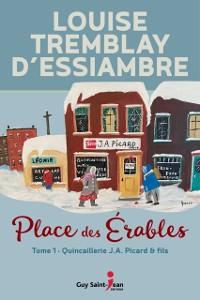 Cover Place des Erables, tome 1