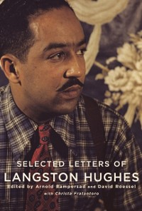 Cover Selected Letters of Langston Hughes