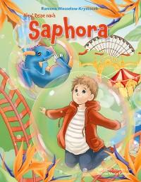 Cover Alex' Reise nach Saphora