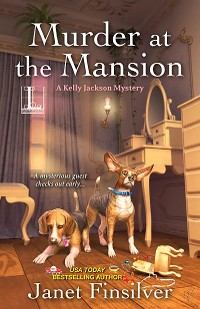 Cover Murder at the Mansion