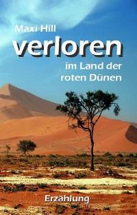 Cover Verloren im Land der roten Dünen