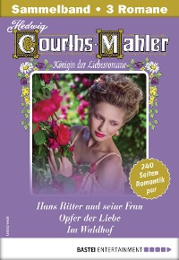 Cover Hedwig Courths-Mahler Collection 13 - Sammelband