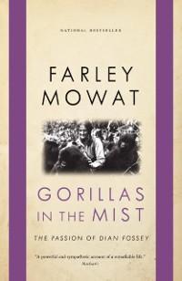 Cover Gorillas in the Mist