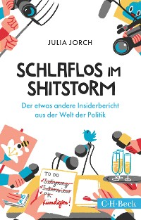 Cover Schlaflos im Shitstorm