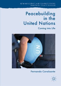Cover Peacebuilding in the United Nations