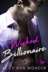 Cover Wicked Billionaire