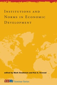 Cover Institutions and Norms in Economic Development