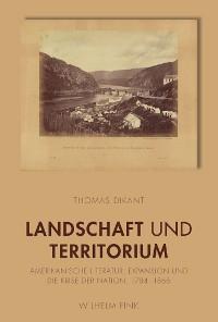 Cover Landschaft und Territorium