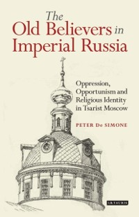 Cover Old Believers in Imperial Russia