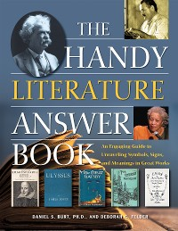 Cover The Handy Literature Answer Book