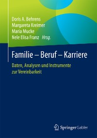 Cover Familie – Beruf – Karriere