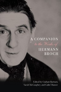 Cover A Companion to the Works of Hermann Broch