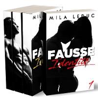 Cover Fausse Identité - INTEGRALE