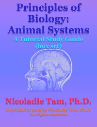 Cover Principles of Biology: Animal Systems: A Tutorial Study Guide (box set)
