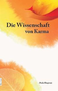 Cover Die Wissenschaft von Karma
