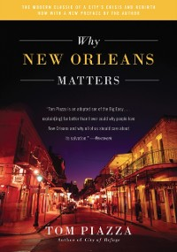 Cover Why New Orleans Matters