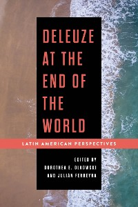 Cover Deleuze at the End of the World