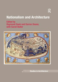 Cover Nationalism and Architecture