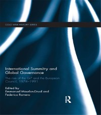 Cover International Summitry and Global Governance