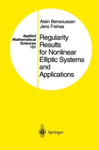 Cover Regularity Results for Nonlinear Elliptic Systems and Applications