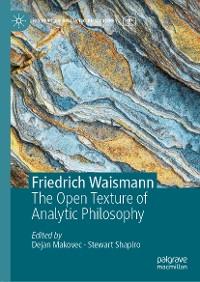 Cover Friedrich Waismann