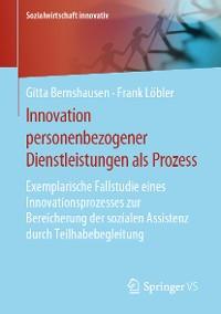 Cover Innovation personenbezogener Dienstleistungen als Prozess