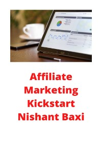 Cover Affiliate Marketing Kickstart